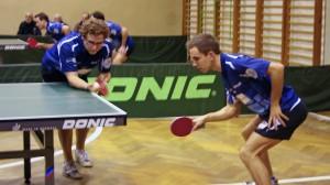 Doppel 1 Mark Simpson und Jakob Mund