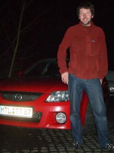 Colin McRae alias Benno McBauer