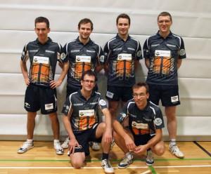 Oberligamannschaft LTTV