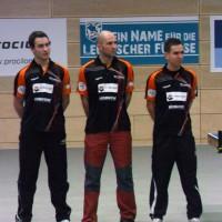 Intercup 2011 – Michal Slesar, Ales Hanl, Jakob Mund