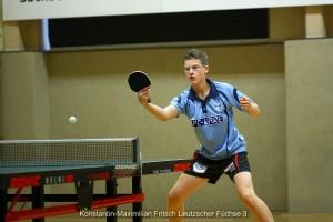 Max Fritsch: Fuchs aller Klassen (Foto aus der Saison 09/10)
