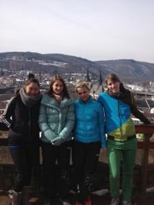 LTTV Mädels auf Burg Klopp