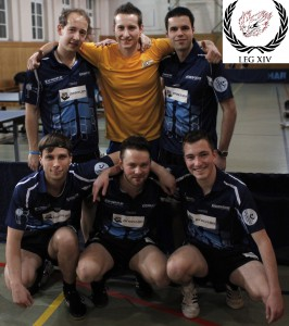 Mannschaftsfoto (Abschlussbericht)
