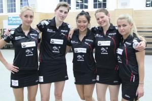 Mannschaftsfoto Erste-Damen