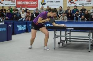 Irene Ivancan, Saison 2012/13, Foto: André Riebau