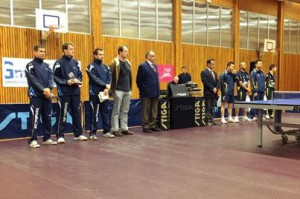 Intercup Morez: Jakob Mund, Daniel O'Connell, Mark Simpson