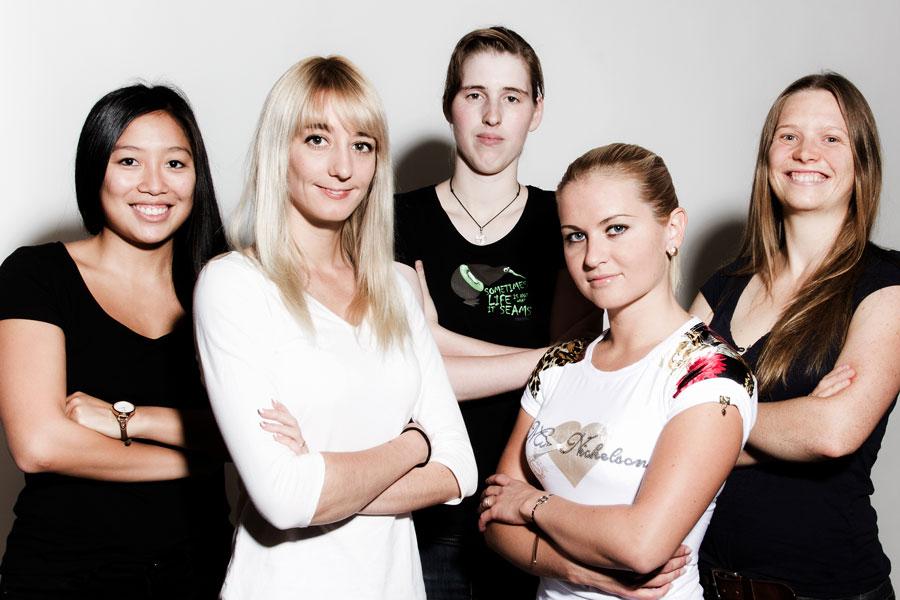 1. Bundesliga Damen 2015/2016