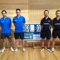 Intercup 2015 LTTV (Hernan Torres, Jakob Mund, Rafael Christen)